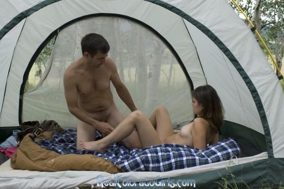 Camping Colorado Style